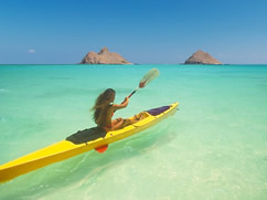 Kailua Beach Adventures Self Guided Kayaking Discovery