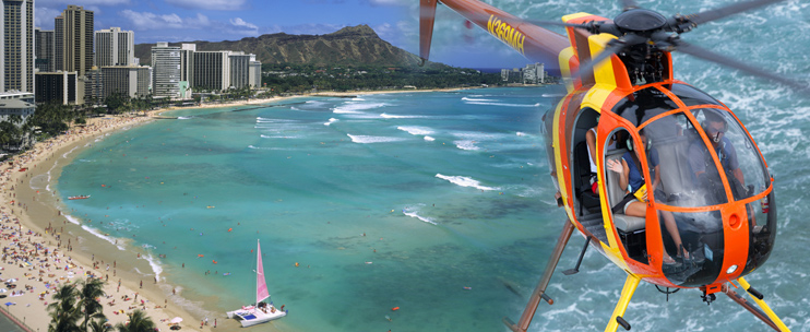 Paradise Helicopters  Oahu Magnum Experience  Hawaii Discount
