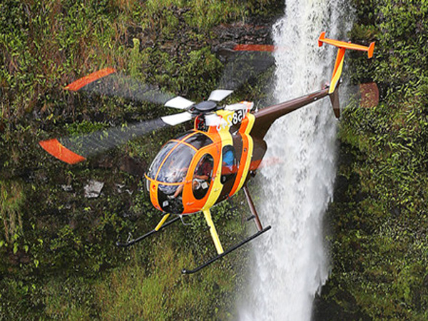 Paradise Helicopters Doors Off Experience Hilo Airport