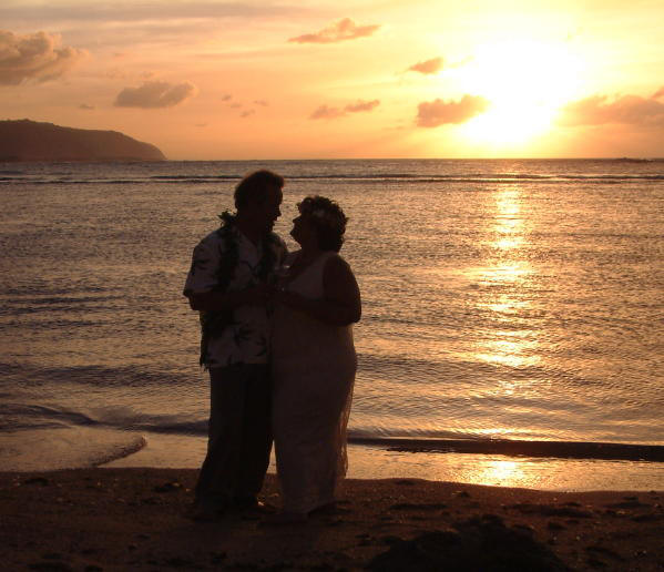 Beach Wedding At Sunset Packages