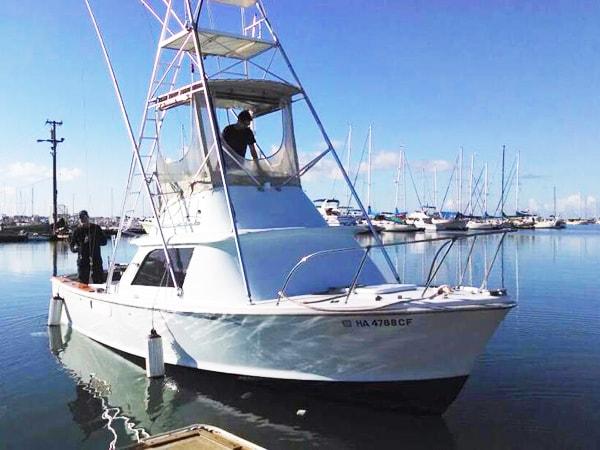 deep sea fishing kauai hawaii discount