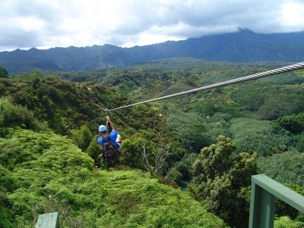 Big Island Zipline Adventure