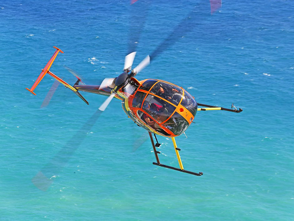 Paradise Helicopters  North Shore Sunset Spectacular  Hawaii Discount
