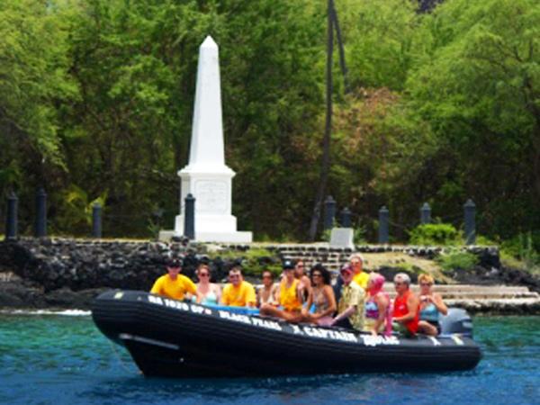 Kona Diving Company >> Captain Zodiac Raft Tours - Hawaii Discount