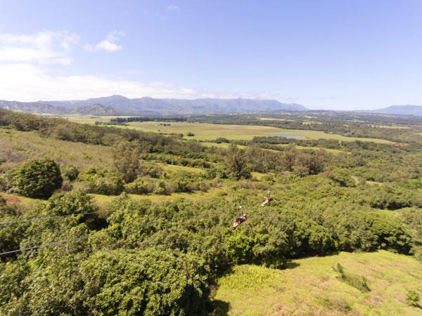 Outfitters kauai flyline zipline hawaii discount for Fly fishing kauai