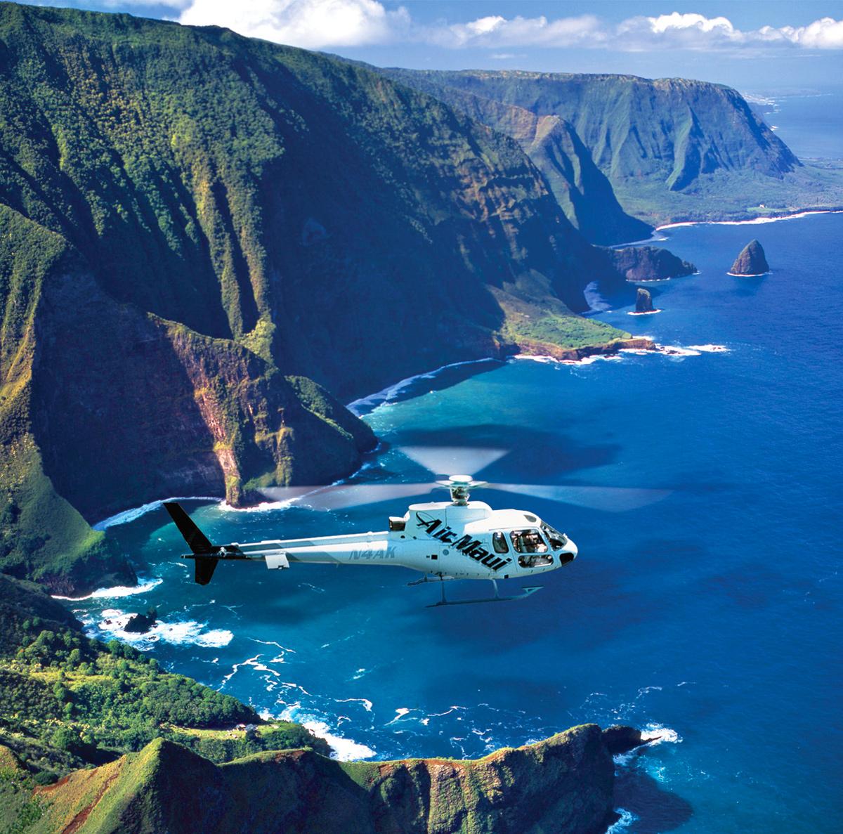 Air Maui  West Maui Amp Molokai Helicopter Tour 60 Min  Hawaii Discount