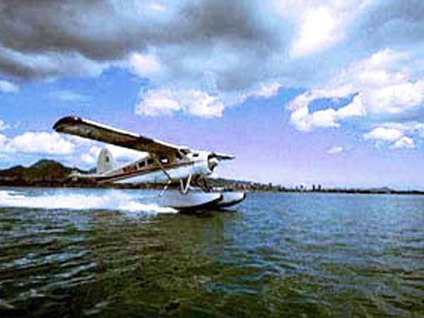 Oahu Island Seaplane  Aloha Flight  Hawaii Discount