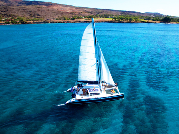 Hawaii Sail Tour