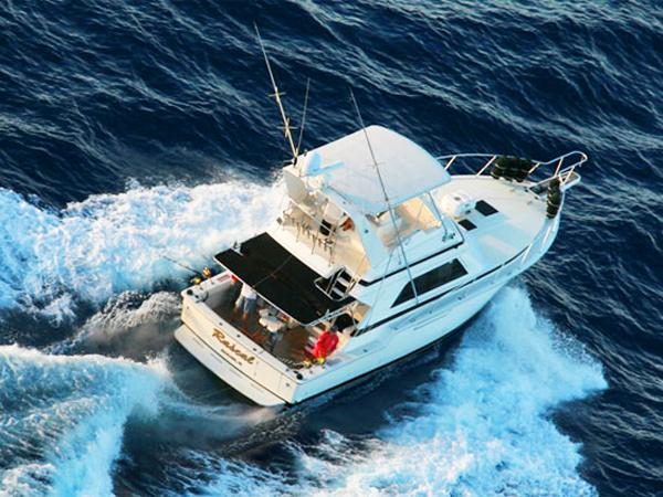 Rascal charters deep sea sportfishing hawaii discount for Deep sea fishing charters