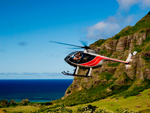 Oahu Helicopter Tours  Hawaii Discount