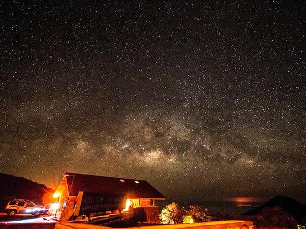 Mauna Kea Summit Stars Adventure
