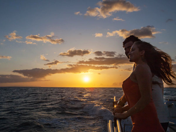 Product Holoholo Sunset Dinner Cruise