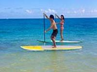Stand Up Paddling in Oahu