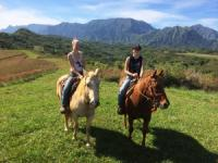 Private Guide Horseback Adventure Princeville Ranch Stables Kauai - Hawaii Discount