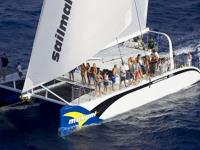 Makani Catamaran - New Year's Eve Celebration Sail - Hawaii Discount