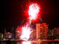 Makani Catamaran - Friday Night Fireworks Sail - Hawaii Discount