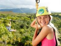 Princeville Ranch Zip N Dip Expedition
