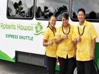 Roberts Hawaii - Shuttle to/from Pier & Waikiki - Hawaii Discount