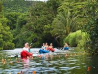 Outfitters Kauai - Hidden Valley Falls Kayak Adventure - Hawaii Discount