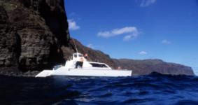 Holo Holo Charters Napali Sunset and Sightseeing Tour