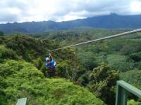 Zip Line Tours in Hawaii