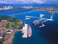 blue hawaiian helicopters blue skies of oahu