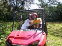 ATV Outfitters Hawaii - Big Island ATV Deluxe Ocean & Waterfall Tour