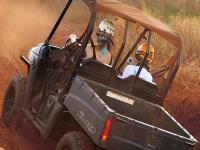 atv tour at kahoma ranch