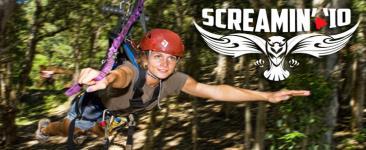Fly HI Ziplines Kona - Canopy Tour - Hawaii Discount