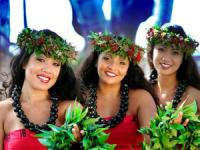 Island Breeze Luau Big Island Hawaii