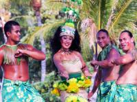 Island Breeze Luau at the King Kamehameha