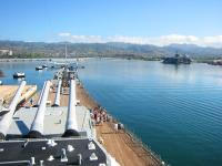 big island to oahu pearl harbor tour