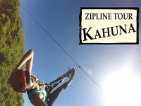 Outfitters Kauai - Kahuna Zipline Trek - Hawaii Discount