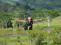 Zip line Tours in Kauai