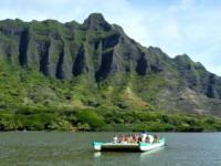 Kualoa Ranch Ancient Hawaiian Fishpond & Tropical Gardens Tour - Hawaii Discount