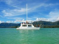 kualoa ranch ocean voyaging tour