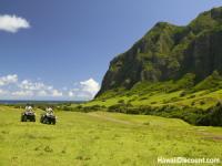 Kualoa Ranch ATV Rides