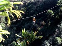 Zipline Trek Lele 'Eono with Outfitters Kauai - Hawaii Discount