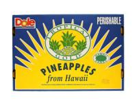 Pineapple shipping