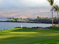 mauna lani south course score card