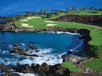 big island golf course