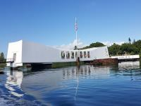 Pearl Harbor Arizona Memorial Tour