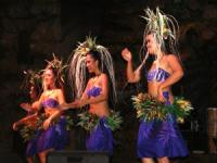 Hyatt Regency Drums of the Pacific Luau
