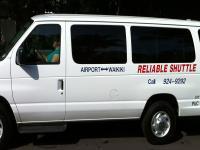 Reliable Shuttle - One Way Honolulu Airport Shuttle - Hawaii Discount