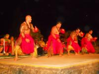 Chiefs Luau on Oahu