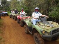 Kipu Ranch Adventures - Four Hour Waterfall Picnic Tour - Hawaii Discount