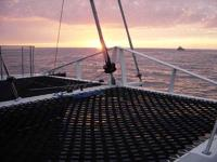 makani catamaran sunset dinner sail