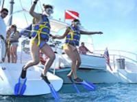 Makani Catamaran - Waikiki Turtle Canyon Snorkel & Sail - Hawaii Discount