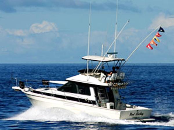 Luckey strike charters reel luckey deep sea fishing for Deep sea fishing hawaii