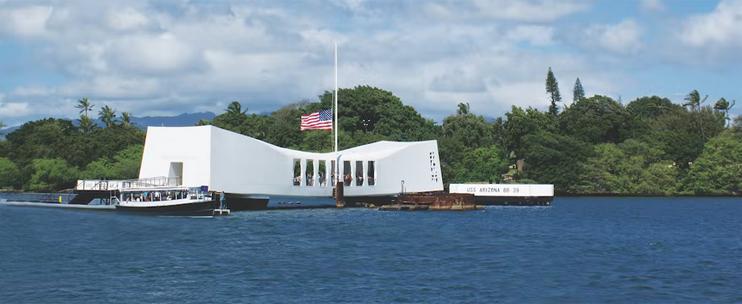 Roberts Tours Pearl Harbor